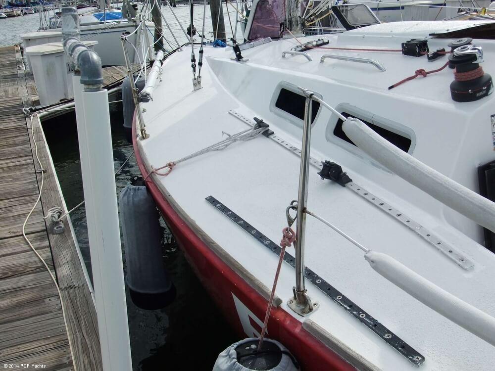 1981 J Boats 30 - Photo #19