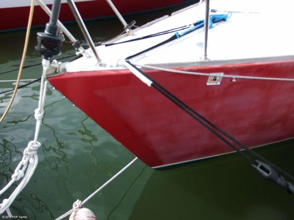 1981 J Boats 30 - Photo #28