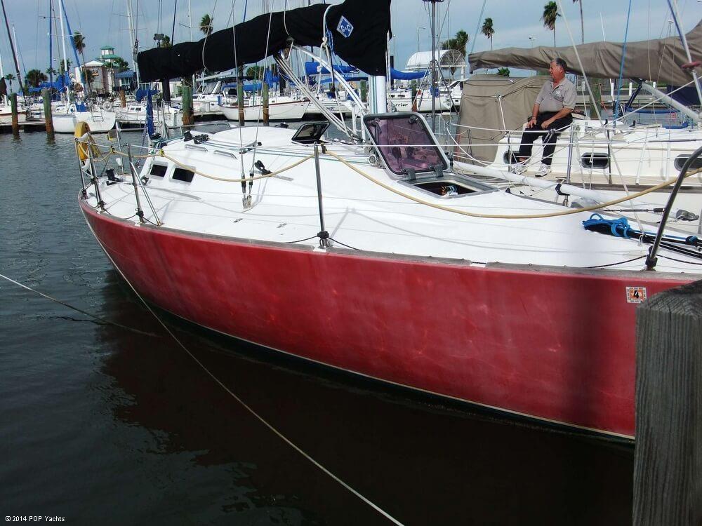 1981 J Boats 30 - Photo #36