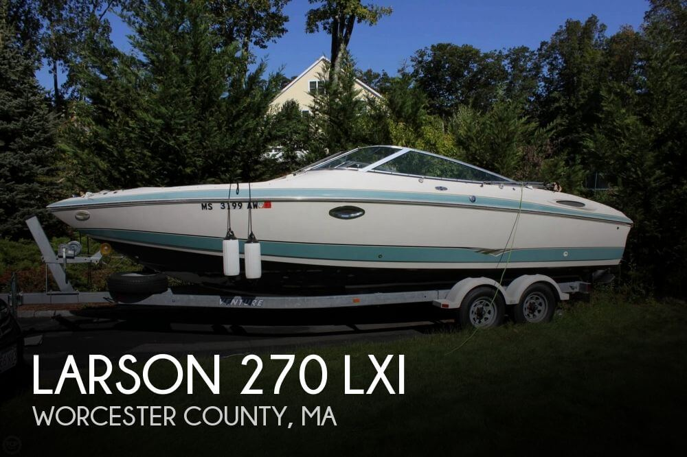2003 LARSON 270 LXI for sale