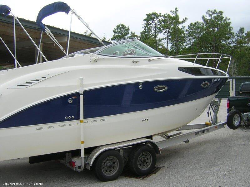2007 Bayliner 265 Cruiser - Photo #5