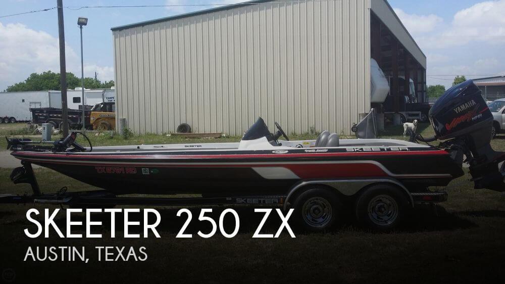 2006 Skeeter 250 Zx