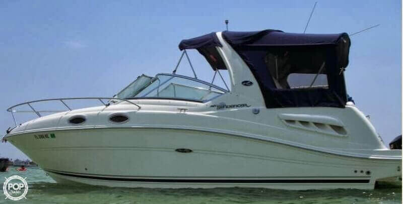 Sea Ray 260 Sundancer boat for sale in Fort Lauderdale, FL for ...