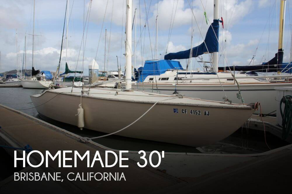 For sale used 1938 custom 30 san francisco bird boat in for Motor boat rental san francisco