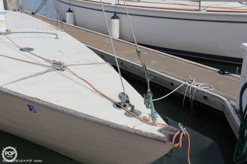 1938 Custom boat for sale, model of the boat is 30 San Francisco Bird Boat & Image # 2 of 33