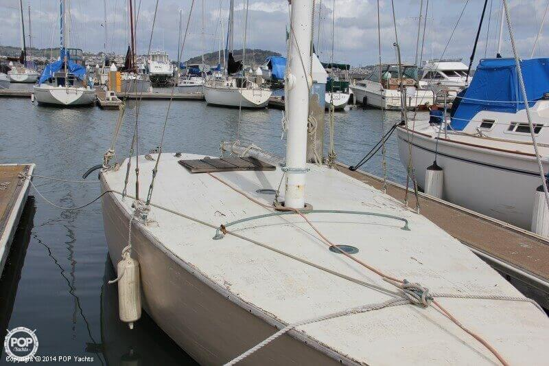 1938 Custom boat for sale, model of the boat is 30 San Francisco Bird Boat & Image # 4 of 33