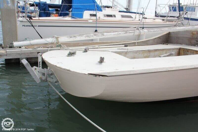 1938 Custom boat for sale, model of the boat is 30 San Francisco Bird Boat & Image # 6 of 33