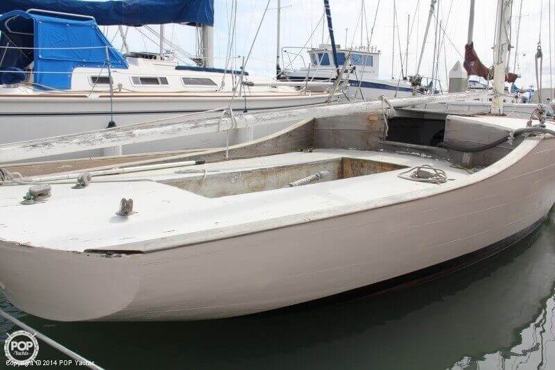 1938 Custom boat for sale, model of the boat is 30 San Francisco Bird Boat & Image # 7 of 33
