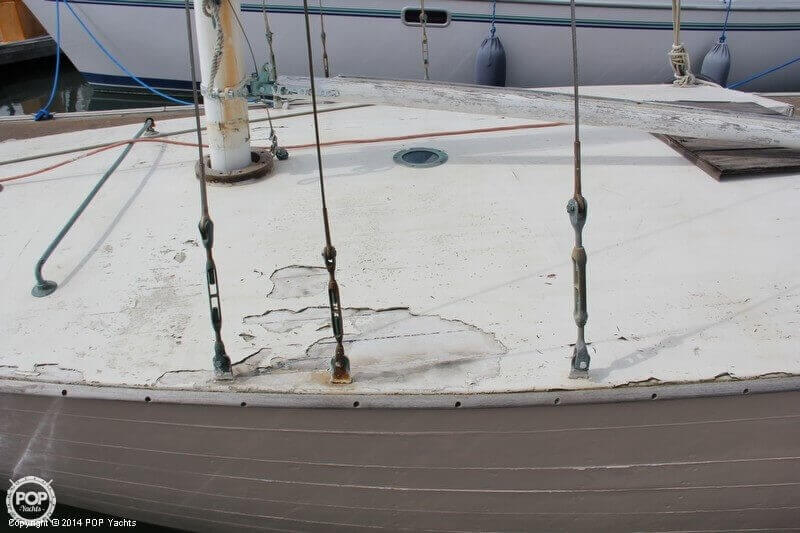 1938 Custom boat for sale, model of the boat is 30 San Francisco Bird Boat & Image # 11 of 33
