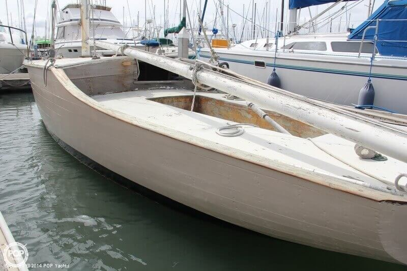 1938 Custom boat for sale, model of the boat is 30 San Francisco Bird Boat & Image # 24 of 33