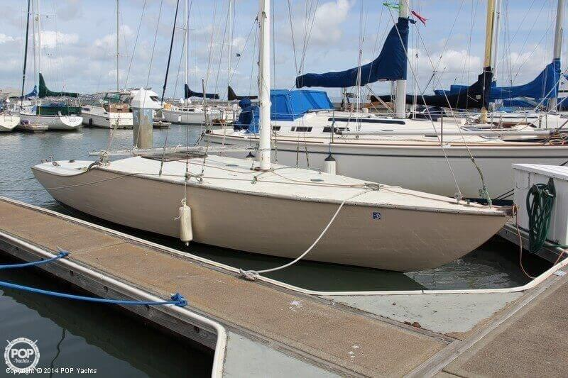 1938 Custom boat for sale, model of the boat is 30 San Francisco Bird Boat & Image # 26 of 33