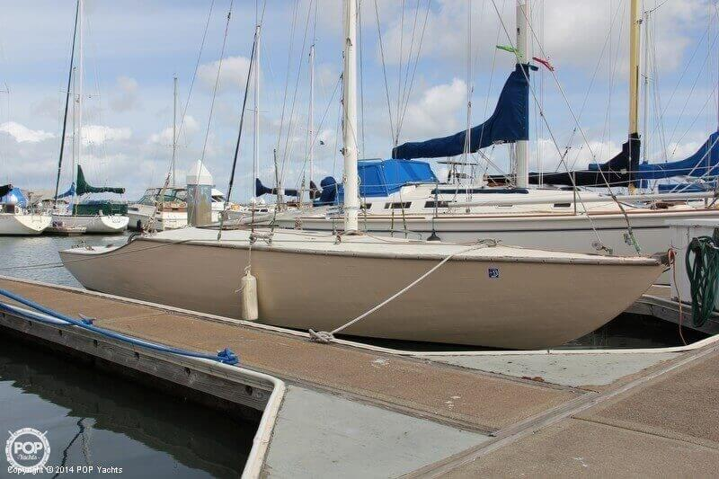 1938 Custom boat for sale, model of the boat is 30 San Francisco Bird Boat & Image # 27 of 33