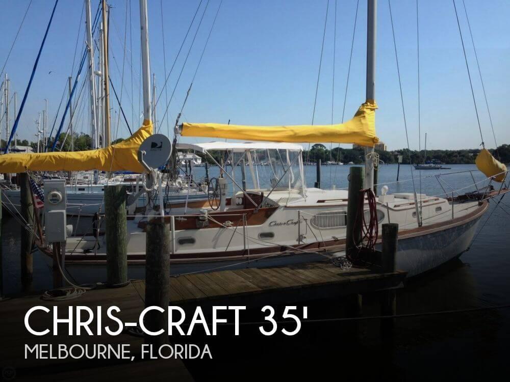 Chris Craft Caribbean  Ketch