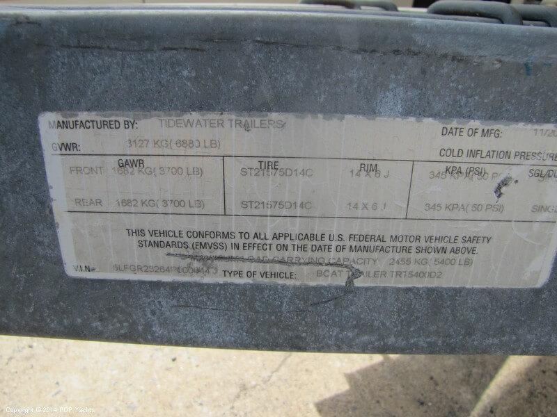 2005 Chaparral 240 Signature - Photo #38
