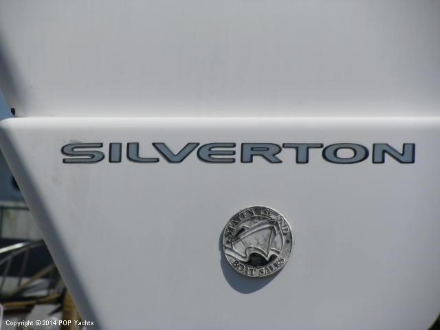 1999 Silverton 351 Sedan Cruiser - Photo #11