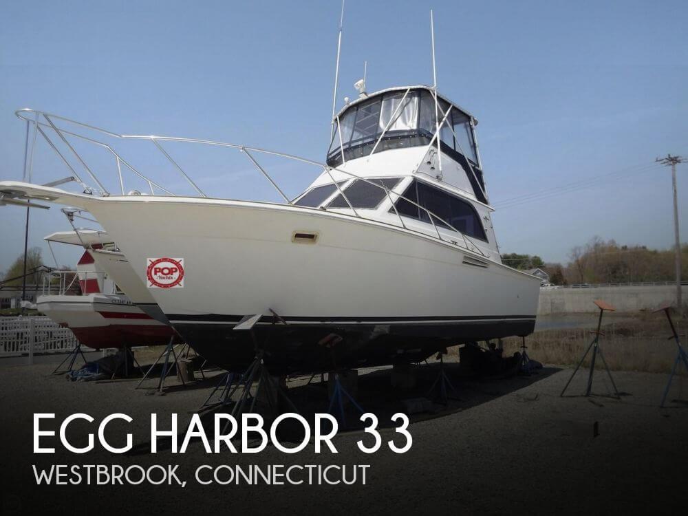 1982 EGG HARBOR 33 for sale