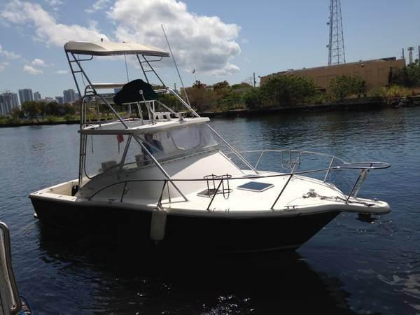 Pursuit 3000 Offshore, 29', for sale - $50,000