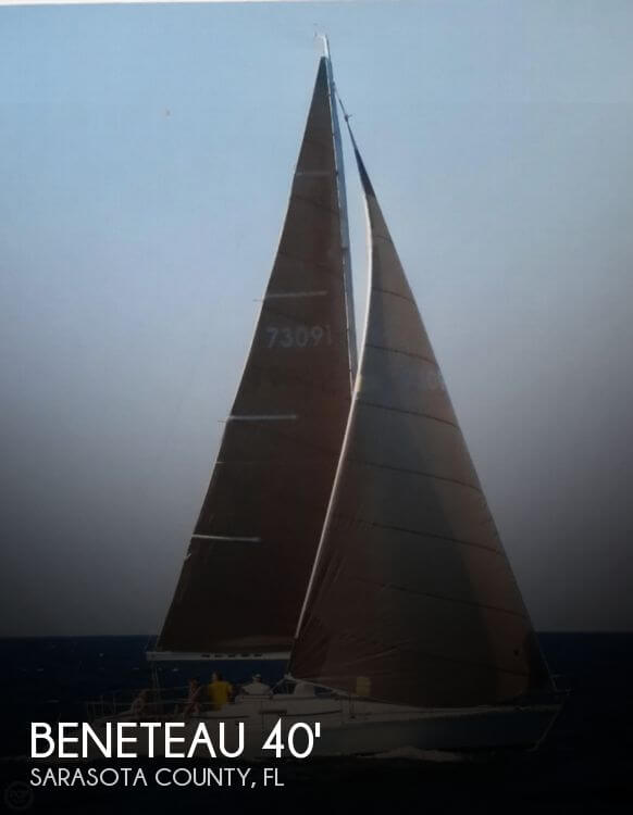 1987 BENETEAU FIRST CLASS 12 for sale