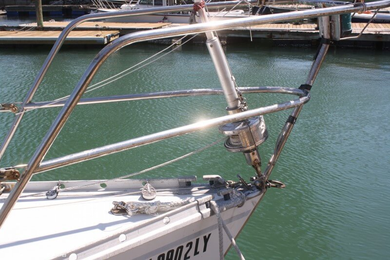 1987 Beneteau First Class 12 - Photo #11