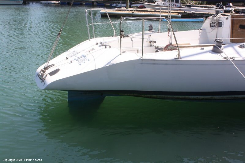 1987 Beneteau First Class 12 - Photo #16