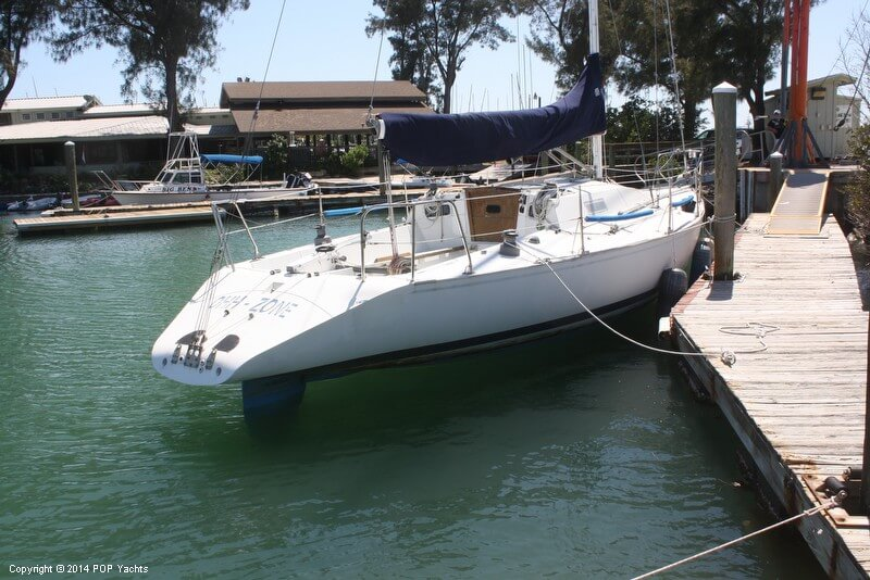1987 Beneteau First Class 12 - Photo #17
