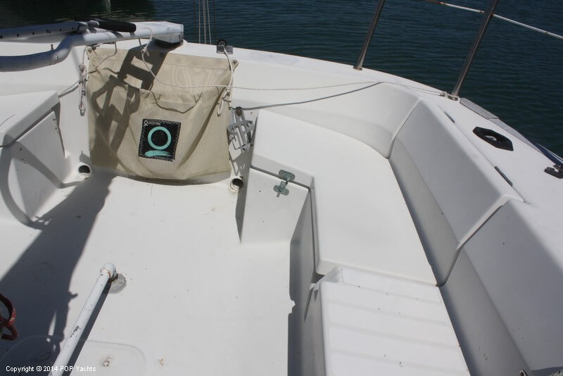1987 Beneteau First Class 12 - Photo #24