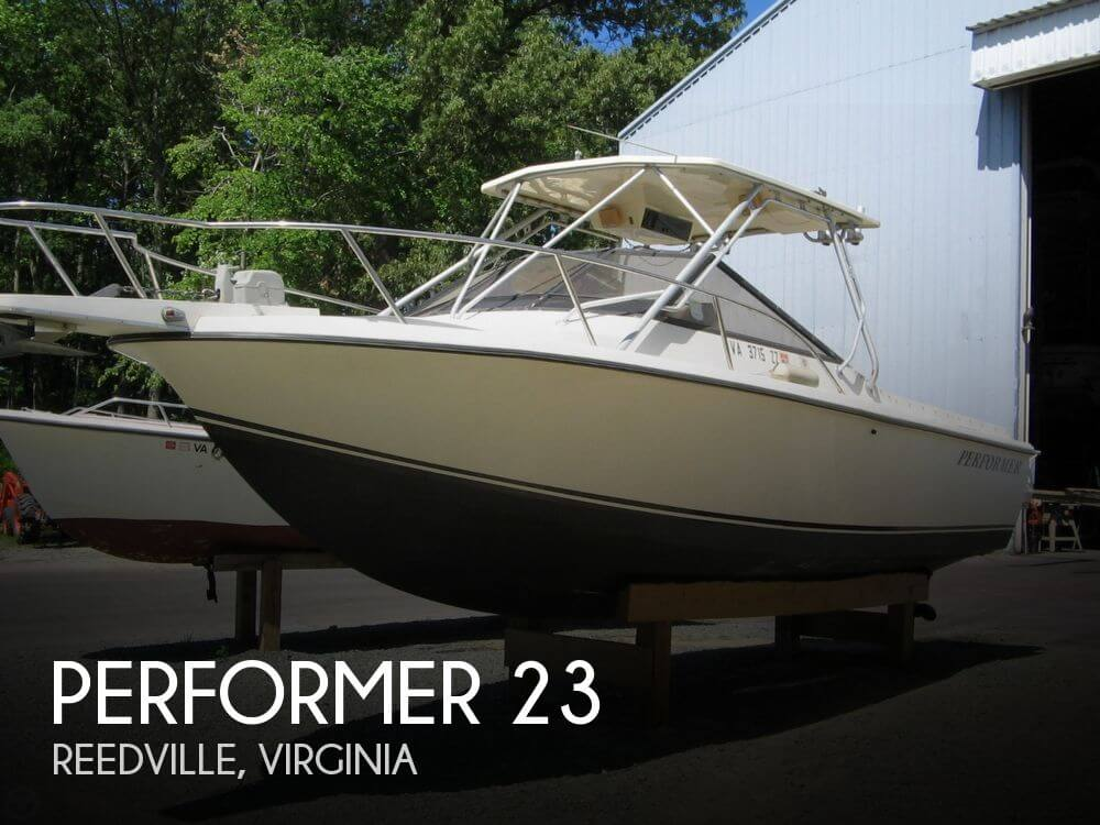 1988 PERFORMER 23 for sale