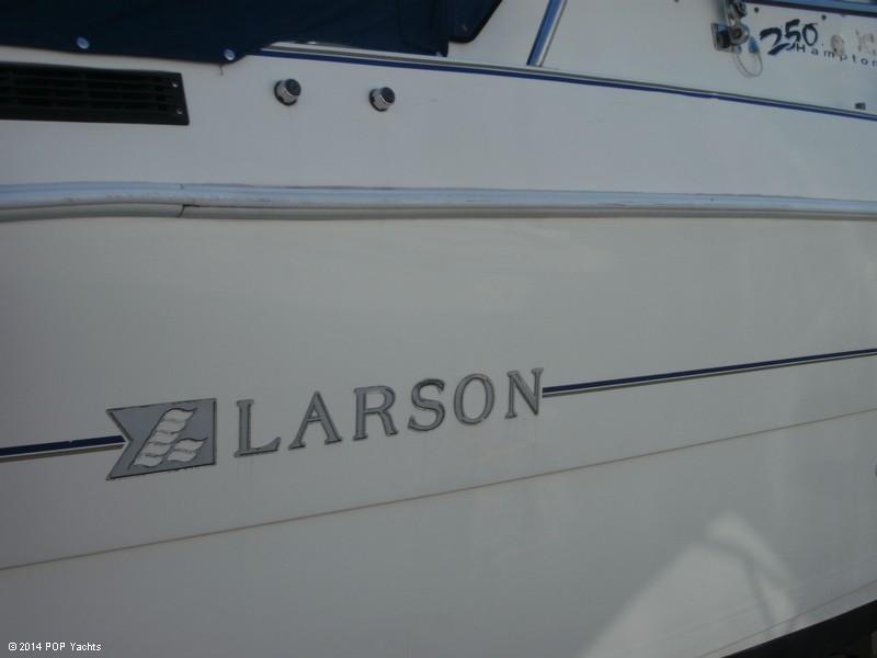1996 Larson 250 Hampton - Photo #30