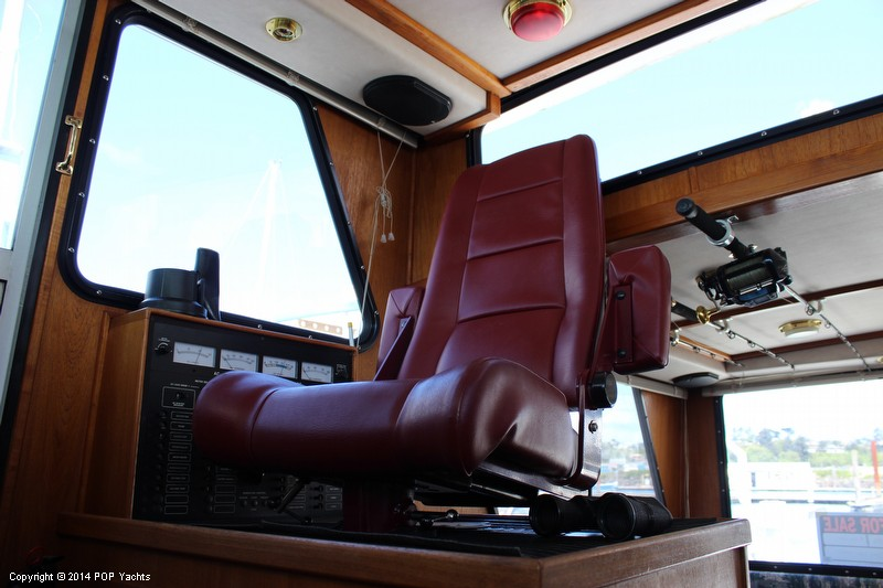 Helm Station Bucket Seat