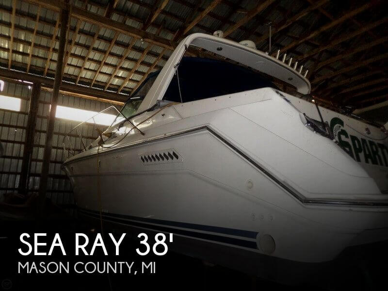 1995 Sea Ray 370 Express Cruiser - Photo #1