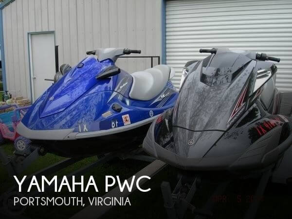 2010 YAMAHA TWO 2010'S : FX SHO & VX DELUXE CRUISER for sale