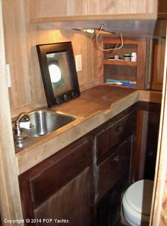 1973 Samson 54 Ketch - Photo #8
