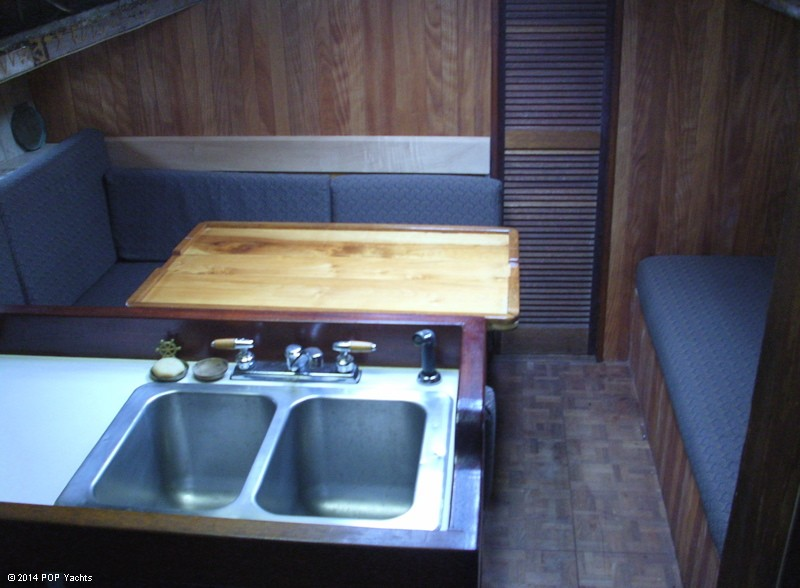 1973 Samson 54 Ketch - Photo #18