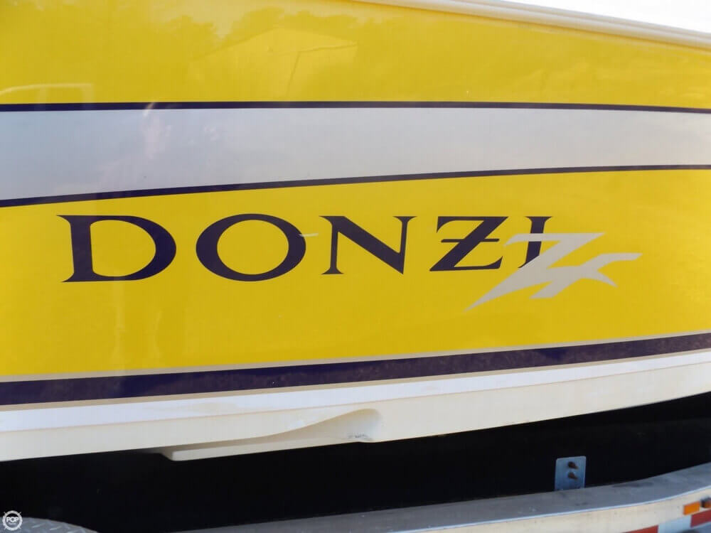 2004 Donzi 35 ZF - Photo #3