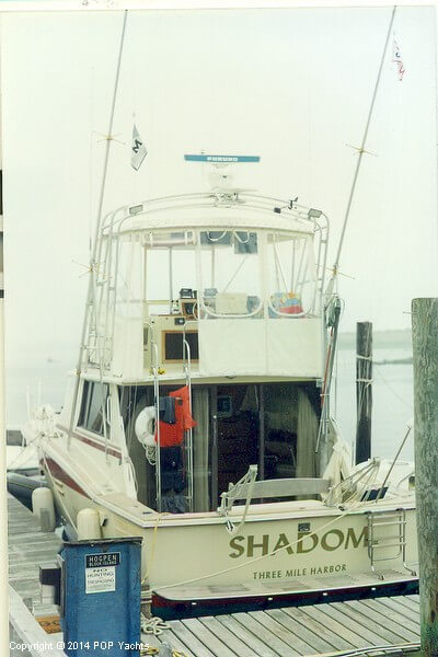 1983 Trojan boat for sale, model of the boat is 36 Flybridge Convertible & Image # 5 of 40