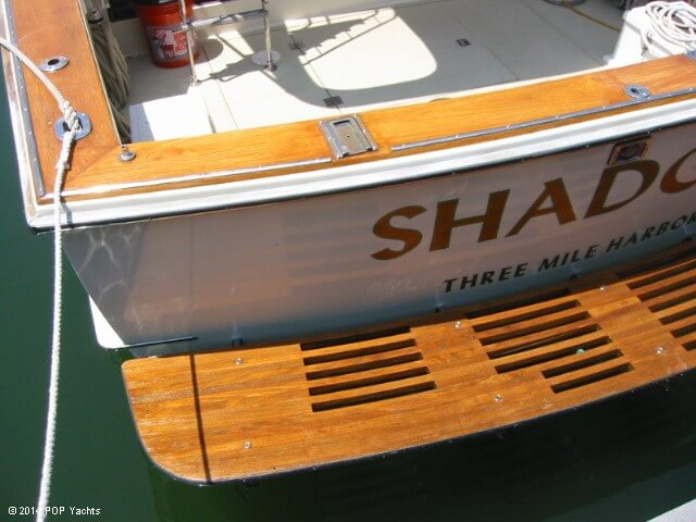 1983 Trojan boat for sale, model of the boat is 36 Flybridge Convertible & Image # 12 of 40