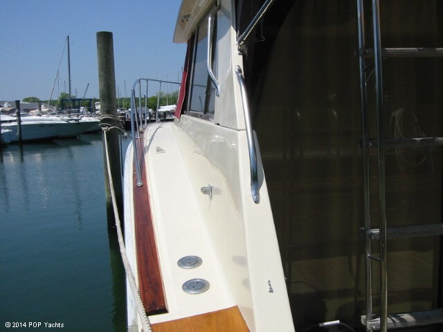 1983 Trojan boat for sale, model of the boat is 36 Flybridge Convertible & Image # 16 of 40