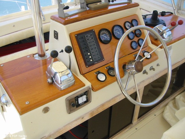 1983 Trojan boat for sale, model of the boat is 36 Flybridge Convertible & Image # 22 of 40