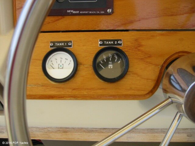 1983 Trojan boat for sale, model of the boat is 36 Flybridge Convertible & Image # 24 of 40