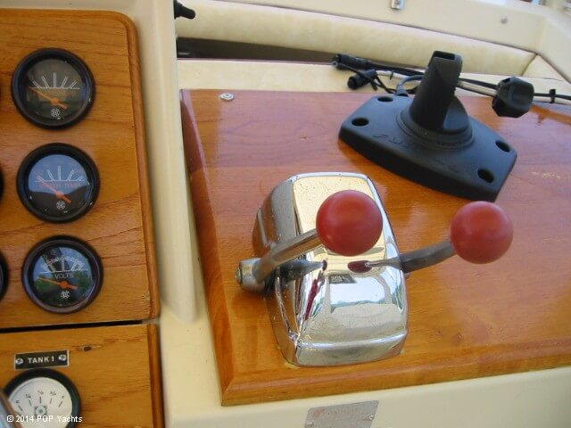1983 Trojan boat for sale, model of the boat is 36 Flybridge Convertible & Image # 26 of 40