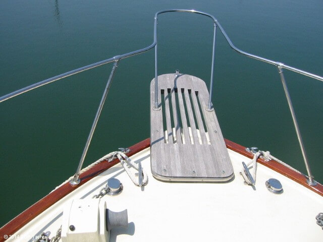 1983 Trojan boat for sale, model of the boat is 36 Flybridge Convertible & Image # 32 of 40