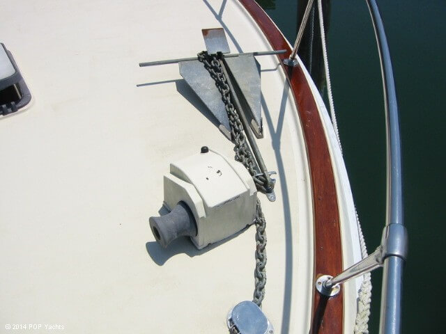 1983 Trojan boat for sale, model of the boat is 36 Flybridge Convertible & Image # 35 of 40