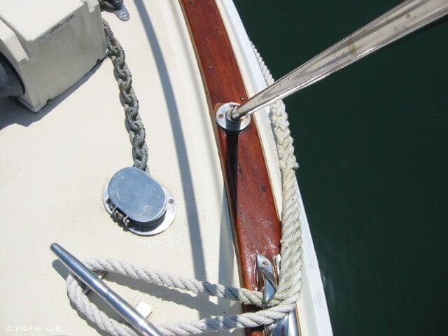 1983 Trojan boat for sale, model of the boat is 36 Flybridge Convertible & Image # 37 of 40