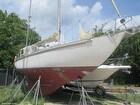 1972 Whitby Boat Works 37 Alberg MK II Yawl - #1