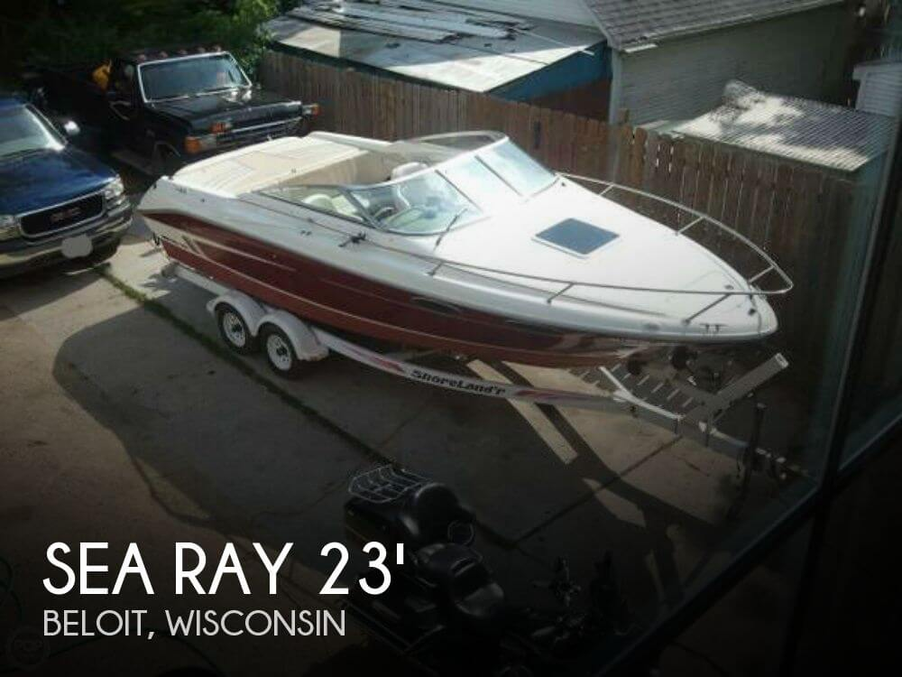1995 Sea Ray 220 Overnighter Select - Photo #1