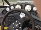 Handsome And Functional Instrument Cluster