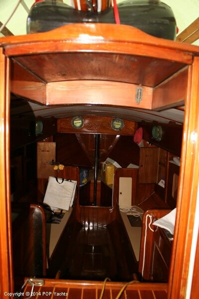 1978 Herreshoff boat for sale, model of the boat is 28 & Image # 17 of 40