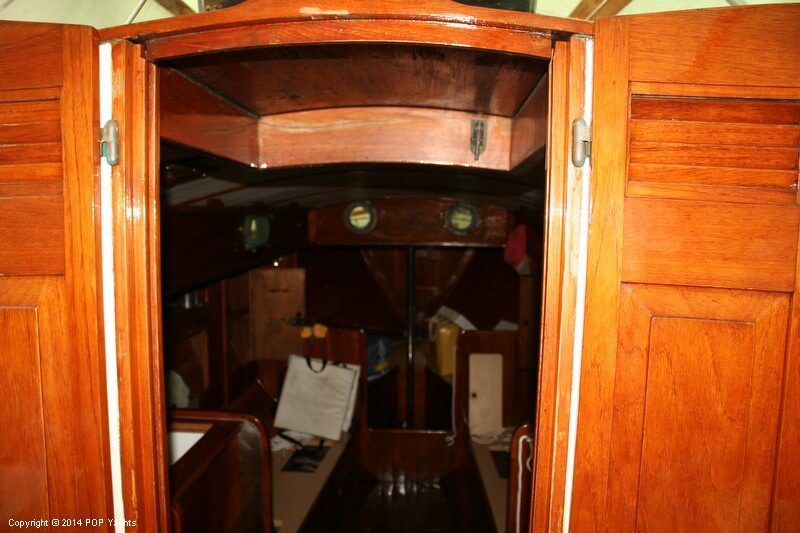 1978 Herreshoff boat for sale, model of the boat is 28 & Image # 16 of 40