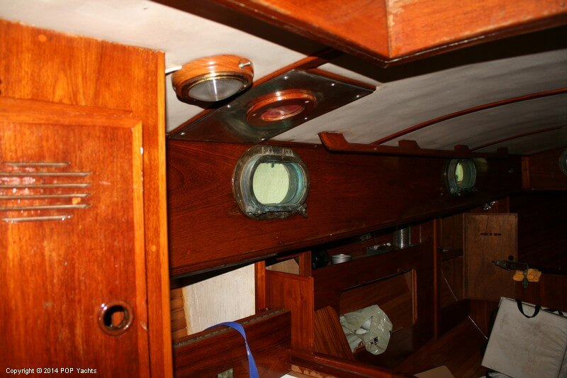 1978 Herreshoff boat for sale, model of the boat is 28 & Image # 15 of 40