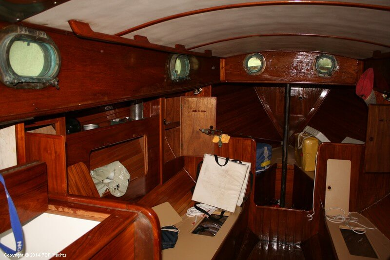 1978 Herreshoff boat for sale, model of the boat is 28 & Image # 14 of 40